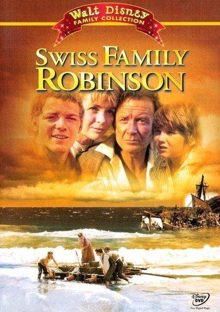 приключения семьи робинзонов скачать торрент - фото 10