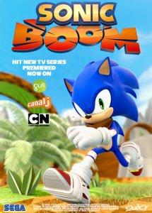 Соник Бум / Sonic Boom 1,2 сезон