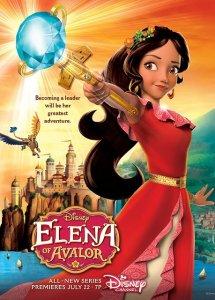 Елена - принцесса Авалора / Elena of Avalor (2016)